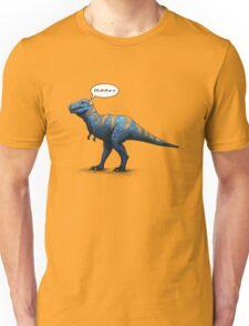 Dinosaur - T Rex - raar! Unisex T-Shirt