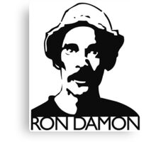 Don Ramón Canvas Print