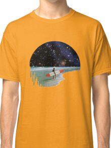 Surfer on Horizon Classic T-Shirt