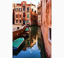 Impressions of Venice - Wandering Around the Small Canals Unisex T-Shirt
