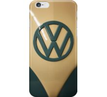 VW II iPhone Case/Skin