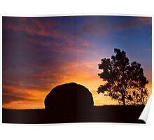 Ulandra Reserve Sunrise #2 Poster
