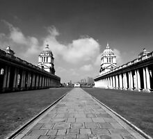 Greenwich University by Karen Martin