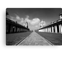 Greenwich University Canvas Print