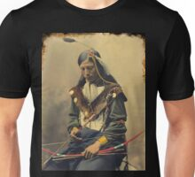 Chief Bone Necklace 1899 Unisex T-Shirt