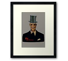 The Gentleman Framed Print