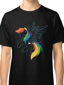 Colors of the Rainbow Classic T-Shirt