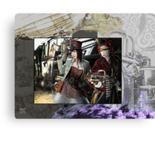 steampunks Canvas Print