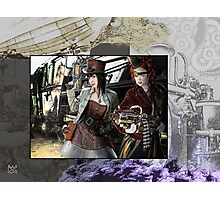 steampunks Photographic Print
