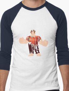 I'm gonna wreck it Men's Baseball ¾ T-Shirt
