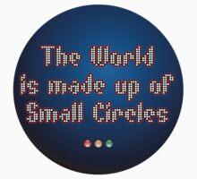 Small Circles Kids Tee