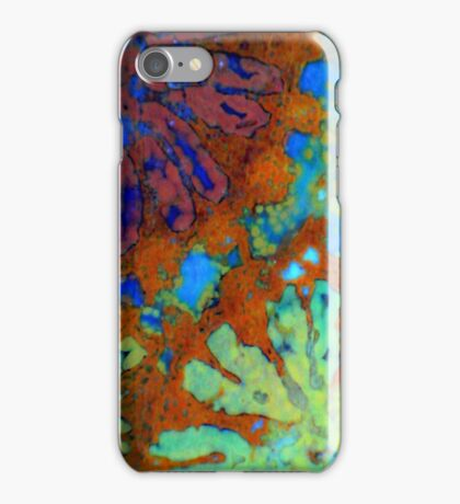 Floral Coral iPhone Case/Skin