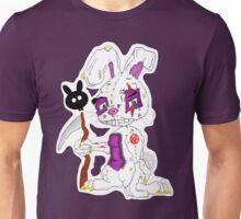 Grim Bunny Unisex T-Shirt
