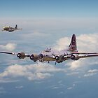 B17 - A Friend in Need by warbirds