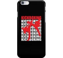 Kickboxing iPhone Case/Skin