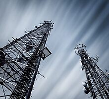 Radio Waves by Michael Howard