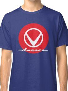 Volvo Amazon script emblem Classic T-Shirt