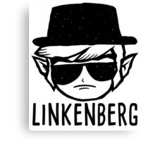 Linkenberg - parody Canvas Print