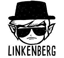 Linkenberg - parody Photographic Print