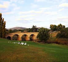 Beautiful Tasmania - the bridge at Richmond by georgieboy98