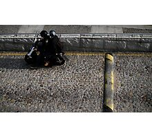 Macau Moped Photographic Print
