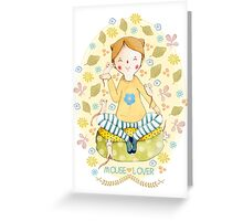 Mouse Lover Greeting Card