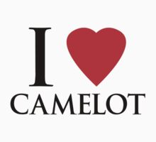I Heart Camelot by KitsuneDesigns