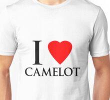 I Heart Camelot Unisex T-Shirt