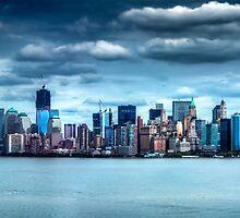 Manhattan by Thomas Gehrke