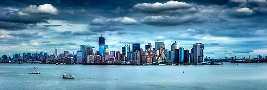 Manhattan by Thomas Gehrke