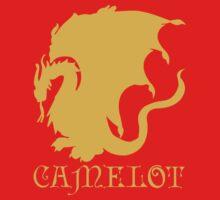 Camelot Souvenir Tee by KitsuneDesigns