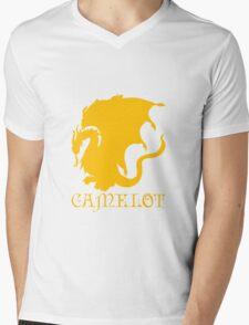 Camelot Souvenir Tee Mens V-Neck T-Shirt