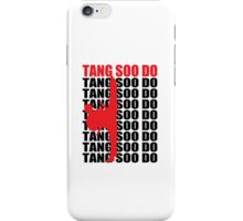 Tang Soo Do iPhone Case/Skin