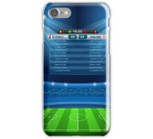 Football Stadium Background iPhone Case/Skin