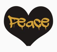 Peace and Love by Artmassage