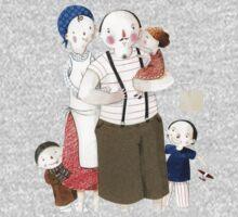 Family Portrait V Kids Clothes