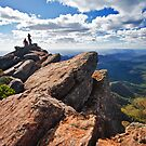 St Mary Peak by Bill  Robinson