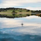 Oberon lake NSW Australia by Jorge's Photography