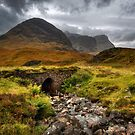 Glencoe. The Old Road. Highlands of Scotland. by PhotosEcosse