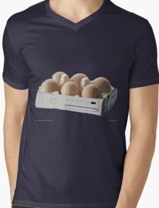 EggBox Mens V-Neck T-Shirt