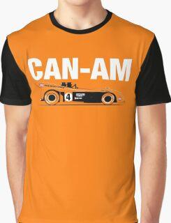 McLaren M20 CanAm Car Graphic T-Shirt