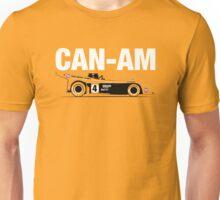 McLaren M20 CanAm Car Unisex T-Shirt