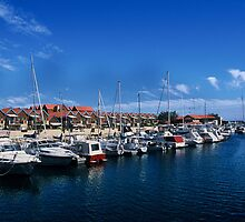 Hillarys Boat Marina by Henry Molla   L.A.P.S.  P.S.Q.A.