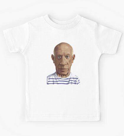 Celebrity Sunday - Pablo Picasso Kids Tee