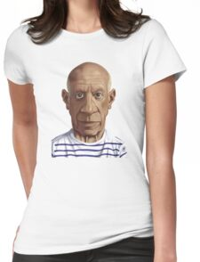 Celebrity Sunday - Pablo Picasso Womens Fitted T-Shirt