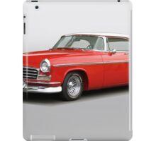 1956 Chrysler Windsor 'Highway Cruiser' iPad Case/Skin