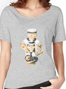 Family Portrait I Women's Relaxed Fit T-Shirt