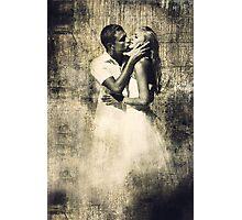 Gothic Passion Photographic Print