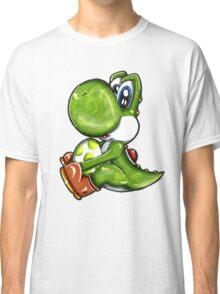 Yoshi- Super Mario Classic T-Shirt