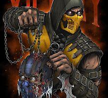 Scorpion: Flawless Victory by ottyag